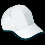 Boné Tourna Unique Pro Cap Branco e Preto