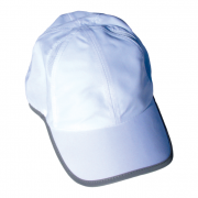 Boné Tourna Unique Reflective Branco e Cinza