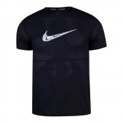 Camiseta Nike Dri Fit Breathe Run WR GX Masculina