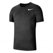 Camiseta Nike Dry Superset SS VE NT Preto e Grafite