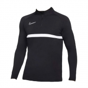 Camiseta Nike Manga Longa Dri-Fit Academy 21 Masculina