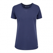 Camiseta Under Armour Streaker 1.0 Azul Escuro - Feminina