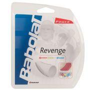 Corda Babolat Revenge 16 1.30mm Vermelho Set Individual