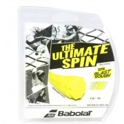 Corda Babolat RPM Blast Rough 16L 1.30mm Set Individual Amarelo