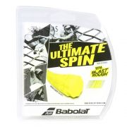 Corda Babolat RPM Blast Rough 17L 1.25mm Set Individual Amarelo