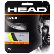 Corda Head Lynx Team 16L 1.30mm Amarelo - Set Individual