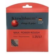 Corda Kirschbaum Max Power Rough 17L 1.25 Set Individual