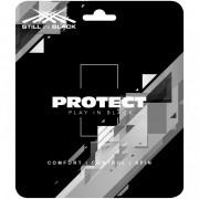 Corda Still In Black Protect 1.23mm Set Individual Prata