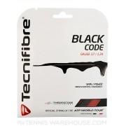 Corda Tecnifibre Black Code 17L 1.24mm Set Individual