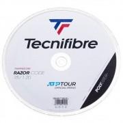 Corda Tecnifibre Razor Code 18L 1.20mm Azul - Rolo Com 200 Metros