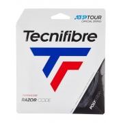 Corda Tecnifibre Razor Code 18L 1.20mm Chumbo - Set Individual