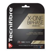 Corda Tecnifibre X-One Biphase 1.30mm - Set Individual