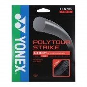 Corda Yonex Poly Tour Strike Cinza 16L 1.25mm Set Individual