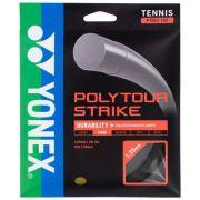 Corda Yonex Poly Tour Strike Preta 16L 1.25mm Set Individual