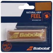 Cushion Grip Babolat Natural Couro