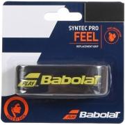 Cushion Grip Babolat Syntec Pro Preto e Amarelo