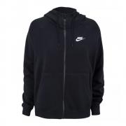 Jaqueta Nike NSW Essential Hoodie FZ FLC Feminina