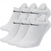 Meia Nike Sem Cano Cushion Com 06 Pares