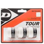 Overgrip Dunlop Bio Tour Branco Com 03 Unidades