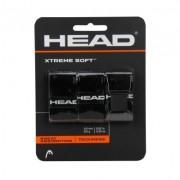 Overgrip Head Xtreme Soft Preto Com 03 unidades