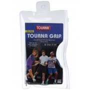 Overgrip Unique Tourna Original Sampras Azul Rolo Com 10 Unidades