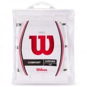 Overgrip Wilson Pro Branco Com 12 Unidades