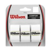 Overgrip Wilson Pro Comfort Branco Com 03 Unidades