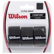 Overgrip Wilson Pro Soft Preto Com 03 Unidades