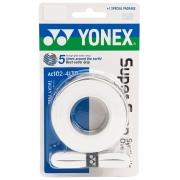 Overgrip Yonex Super Grap Branco Com 04 Unidades