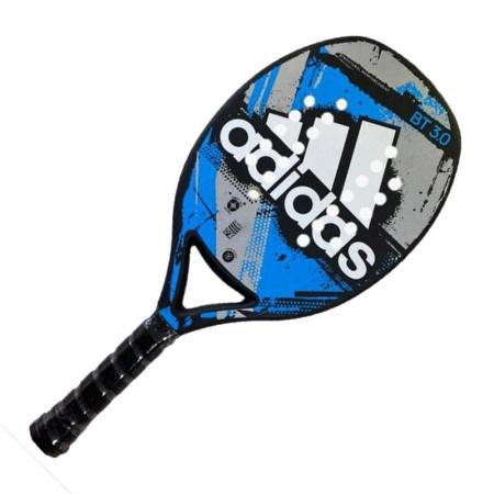 Raquete de Beach Tennis Adidas BT 3.0 Azul e Cinza