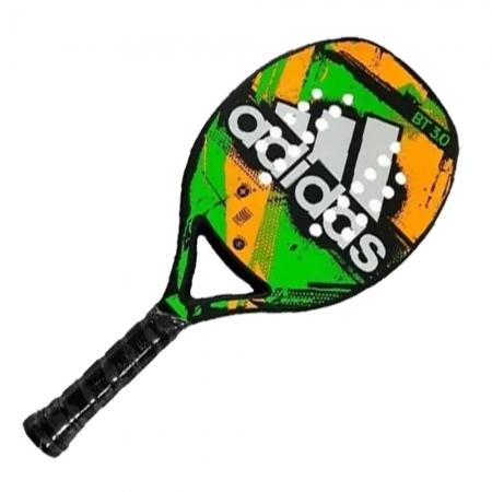Raquete de Beach Tennis Adidas BT 3.0 Laranja e Verde