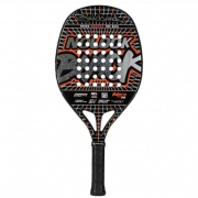 Raquete de Beach Tennis Quicksand Nolook Black 2021