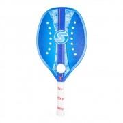 Raquete de Beach Tennis Sexy Sirf Blue