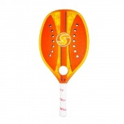 Raquete de Beach Tennis Sexy Sirf Orange