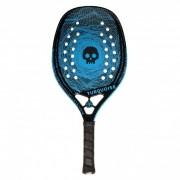 Raquete de Beach Tennis Turquoise Black Death Azul 2020