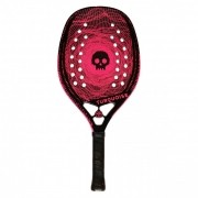 Raquete de Beach Tennis Turquoise Black Death Rosa 2020