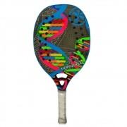 Raquete de Beach Tennis Turquoise DNA Azul 2020