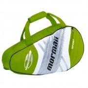 Raqueteira de Beach Tennis Mormaii Sport Verde