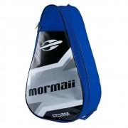 Raqueteira de Beach Tennis Mormaii Storm Azul