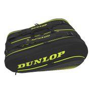 Raqueteira Dunlop Sx Performance X12 Preta e Verde