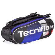Raqueteira Tecnifibre Air Endurance 9R Preta e Azul