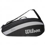 Raqueteira Wilson ESP Federer Team X3 2021