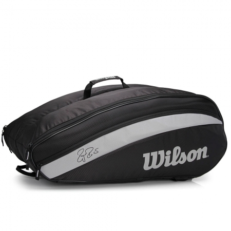 Raqueteira Wilson ESP Federer Team X6 2021