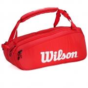Raqueteira Wilson ESP Super Tour X9