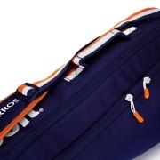 Raqueteira Wilson Roland Garros Team X3 Marinho