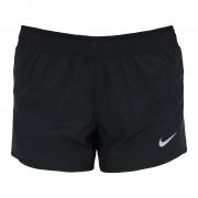 Shorts Nike Dry 10K Preto e Branco - Feminino