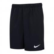 Shorts Nike Flex Woven 3.0 Preto e Branco - Masculino