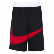 Shorts Nike Hbr 2.0 Preto e Vermelho