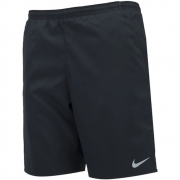 Shorts Nike Run 7in BF Preto e Branco - Masculino