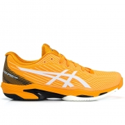 Tênis Asics Solution Speed FF 2 Amarelo e Branco - Masculino